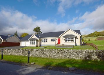 Thumbnail 6 bed detached bungalow for sale in Roberton, Hawick