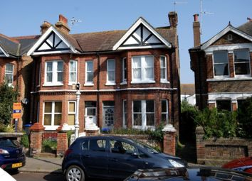 Thumbnail 3 bedroom block of flats for sale in Browning Road, Worthing