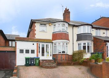 Thumbnail 3 bed semi-detached house for sale in Thuree Road, Bearwood, Smethwick