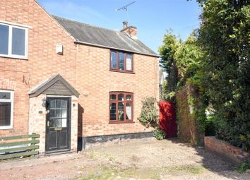 Thumbnail 2 bed cottage for sale in Rookery Lane, Thurmaston, Leicester