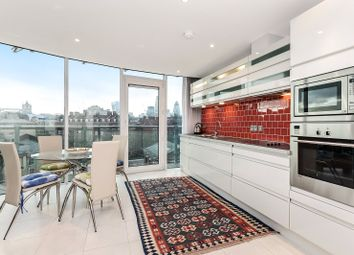 Thumbnail 2 bed flat for sale in Waterside Building, 1 Wapping High Street, London