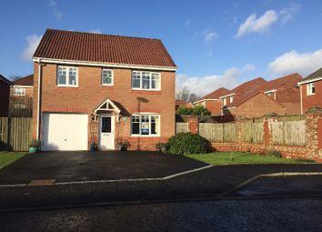 Thumbnail 4 bed detached house to rent in Rockbank Crescent, Glenboig, North Lanarkshire