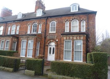 Thumbnail 2 bedroom flat to rent in Park Avenue, Princes Avenue, Hull