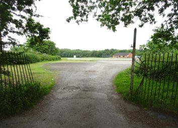 Thumbnail Land for sale in High Lane East, West Hallam, Ilkeston