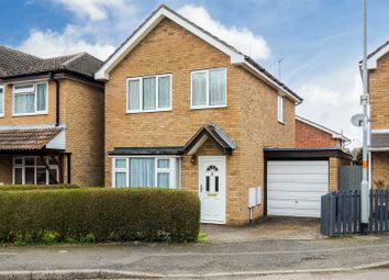 Thumbnail 3 bed detached house for sale in Merton Road, Daventry