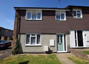 Thumbnail 3 bed end terrace house to rent in Deneway, Basildon, Essex