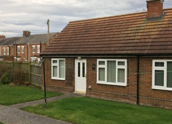 Thumbnail 1 bed bungalow to rent in Briar Close, Fencehouses, Houghton Le Spring