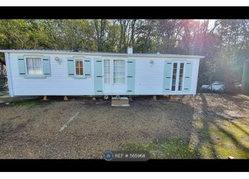 Thumbnail 2 bedroom mobile/park home to rent in Charlwood Road, Crawley