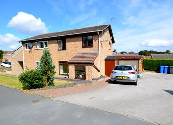 Thumbnail 3 bed semi-detached house for sale in Owlthorpe Rise, Mosborough, Sheffield
