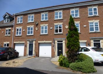 Thumbnail 3 bed town house for sale in Forsythia Drive, Clayton-Le-Woods, Chorley