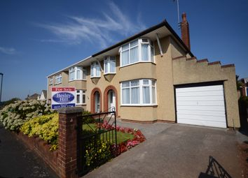 Thumbnail 3 bed semi-detached house for sale in Oakdale Road, Downend