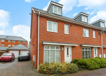 Thumbnail 4 bed semi-detached house for sale in Burrage Road, Redhill