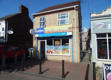 Thumbnail Retail premises for sale in 715 Lincoln Road, Peterborough, Cambridgeshire