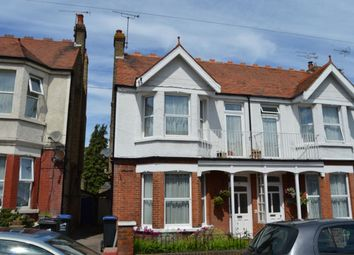 Thumbnail 4 bed semi-detached house for sale in Lyndhurst Avenue, Cliftonville, Margate
