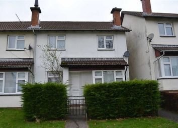 Thumbnail 2 bed end terrace house for sale in Maes Y Deri, Aberdare, Rhondda Cynon Taff