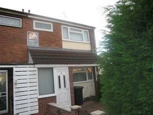 Thumbnail 3 bed end terrace house for sale in John Knight Road, Bedworth