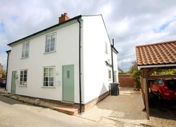 Thumbnail 2 bedroom semi-detached house for sale in The Downs, Dunmow, Essex