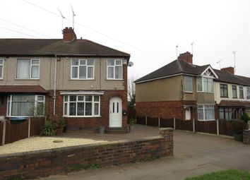 Thumbnail 3 bed end terrace house for sale in Sir Henry Parkes Road, Canley, Coventry