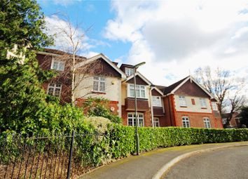Thumbnail 2 bedroom flat for sale in The Quadrant, Brighton Road, Addlestone, Surrey