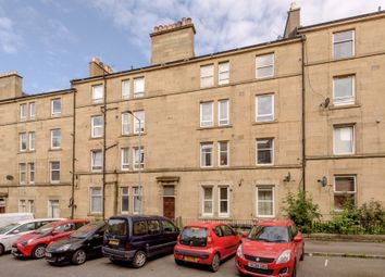 Thumbnail 1 bed flat for sale in Wardlaw Street, Gorgie