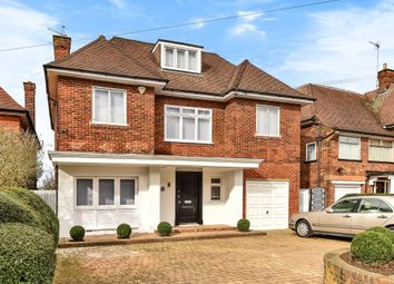 Thumbnail 5 bedroom detached house to rent in Amberden Avenue, Finchley