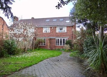 Thumbnail 4 bed semi-detached house to rent in Craneswater Park, Southsea