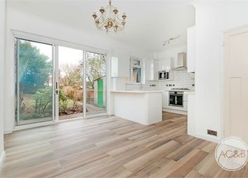 Thumbnail 3 bed terraced house for sale in Como Road, London