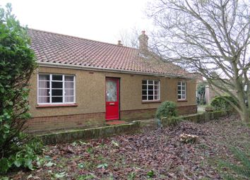 Thumbnail Detached bungalow for sale in Malthouse Lane, Ludham, Great Yarmouth