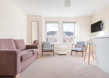 Thumbnail 3 bed flat to rent in Parkside Terrace, Edinburgh