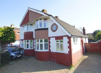 Thumbnail 3 bedroom semi-detached house for sale in Halfway Street, Sidcup