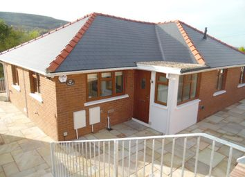 Thumbnail 3 bed detached bungalow to rent in Mount Pleasant, Troedyrhiw, Merthyr Tydfil
