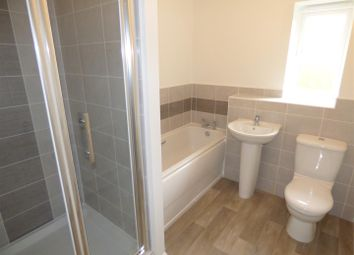 Thumbnail 4 bed detached house to rent in Windsor Way, Measham, Swadlincote