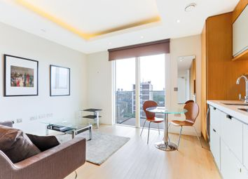 Thumbnail  Studio for sale in Park Vista Tower, 21 Wapping Lane, London
