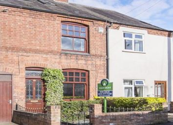 Thumbnail 3 bed terraced house for sale in James Street, Blaby, Leicester