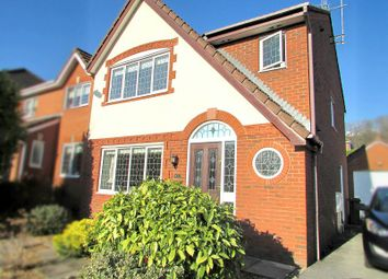 Thumbnail 3 bedroom detached house for sale in Maes Llwynonn, Cadoxton, Neath, Neath Port Talbot.