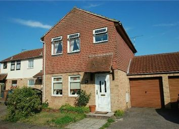 Thumbnail 3 bed link-detached house for sale in Clarence Close, Chelmsford
