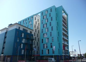 Thumbnail 1 bed flat to rent in Vista Apartments, Fratton Way, Portsmouth