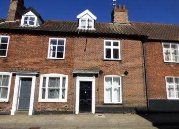 Thumbnail 2 bed terraced house for sale in Upper Olland Street, Bungay, Suffolk