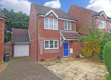 Thumbnail 3 bed detached house for sale in Thornwell Way, Wincanton