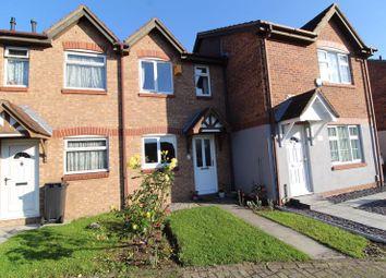 Thumbnail 2 bed terraced house for sale in Burden Close, Bradley Stoke, Bristol
