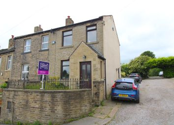 Thumbnail 2 bed end terrace house for sale in Burn Road, Birchencliffe, Huddersfield