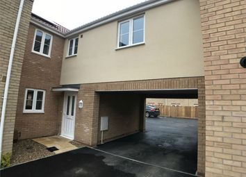 Thumbnail 4 bed terraced house to rent in Wittel Close, Whittlesey, Peterborough, Cambridgeshire