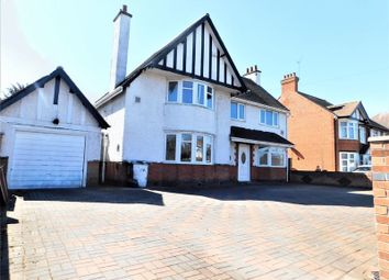Thumbnail 5 bed detached house for sale in Scraptoft Lane, Leicester