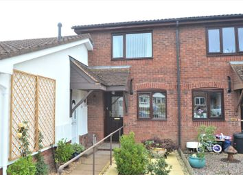 Thumbnail 2 bed terraced house for sale in Fulford Drive, Cullompton, Devon