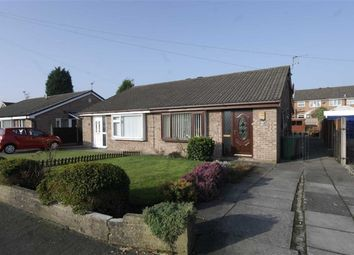 Thumbnail 2 bed semi-detached bungalow for sale in Hollins Close, Garswood