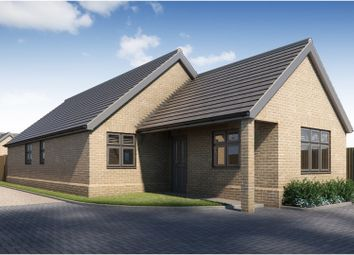 Thumbnail 3 bed detached bungalow for sale in 25 Westfield Road, Great Shelford, Cambridge
