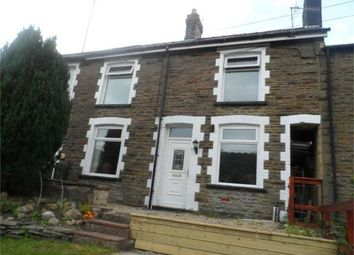 Thumbnail 2 bed terraced house to rent in Sunnybank, Tirphil, New Tredegar