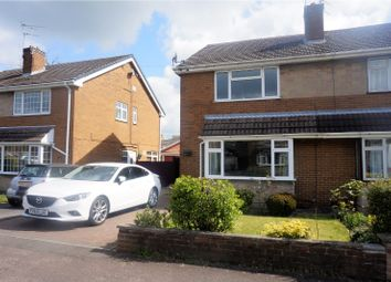 Thumbnail 3 bed semi-detached house for sale in Peatburn Avenue, Heanor
