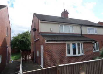 Thumbnail 3 bed semi-detached house to rent in Lund Lane, Lundwood, Barnsley