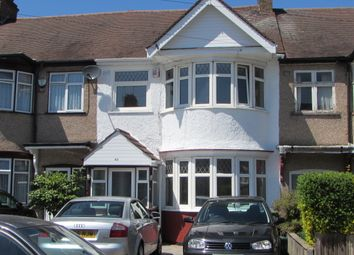 Thumbnail 3 bed terraced house for sale in Kathaleen Avenue, Alperton, Wembley